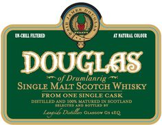 Douglas of Drumlaring