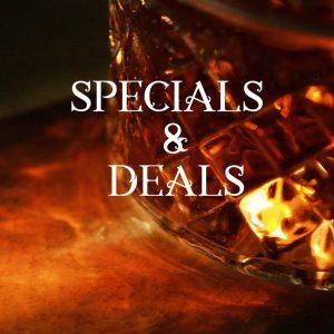 Specials & Deals